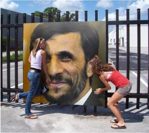 westerners_love_ahmadinejad
